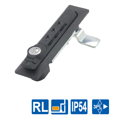平面锁MS861-2A